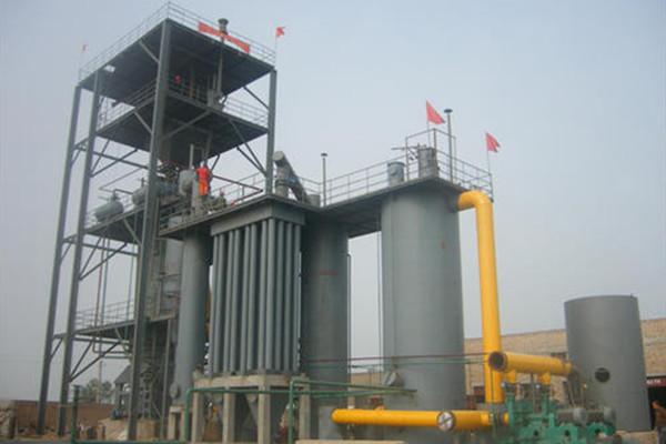 两段式煤气发生炉的消耗控制技术都有哪些?
