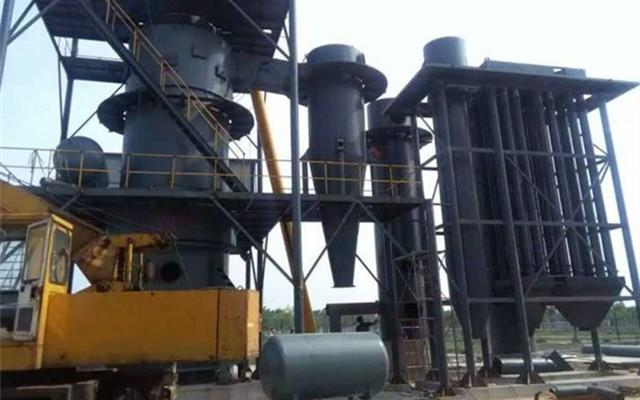 单段式煤气发生炉的除尘原理是什么?